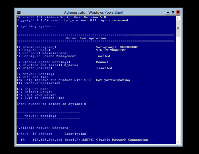 ADDS-ServerCore 01